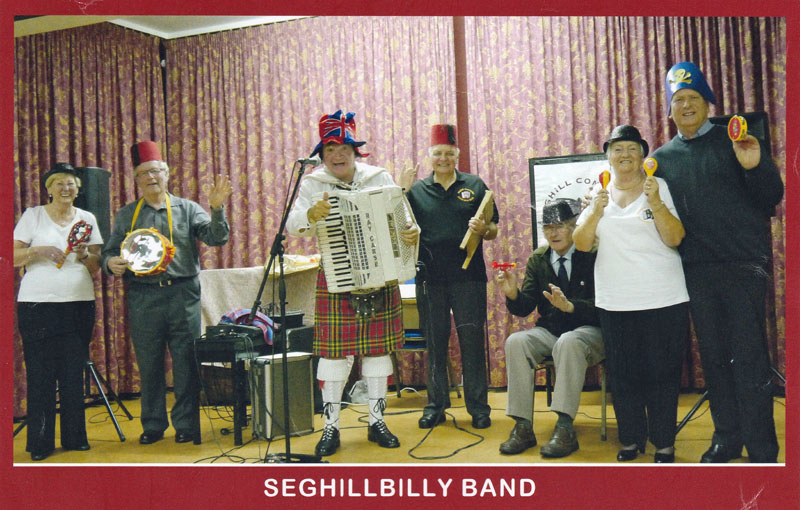 Seghillbilly Band