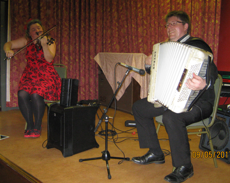 Seghill Accordion Club
